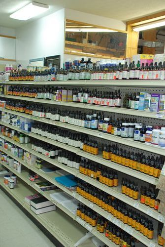 Herb Pharm, Gray Whale Botanicals, Herbalist and Alchemist and our own